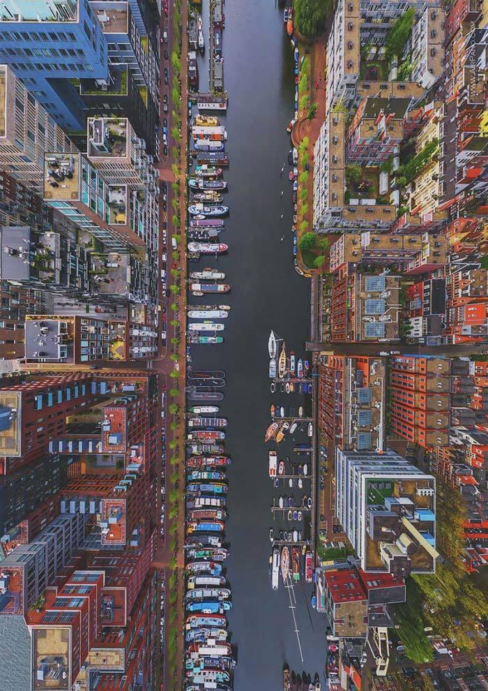 Những hình ảnh hút hồn về thế giới từ trên cao - 1