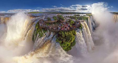 Những hình ảnh hút hồn về thế giới từ trên cao