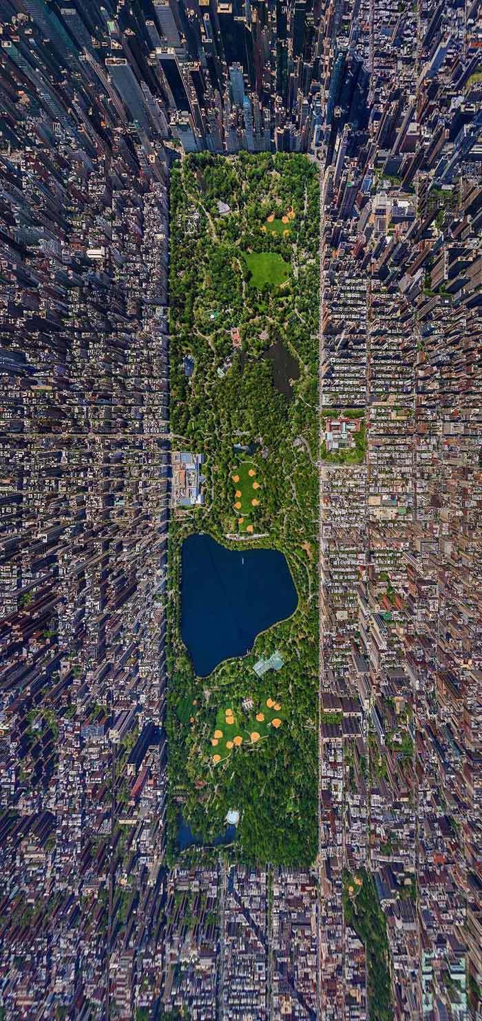Những hình ảnh hút hồn về thế giới từ trên cao - 3