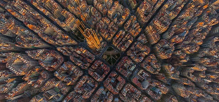Những hình ảnh hút hồn về thế giới từ trên cao - 8