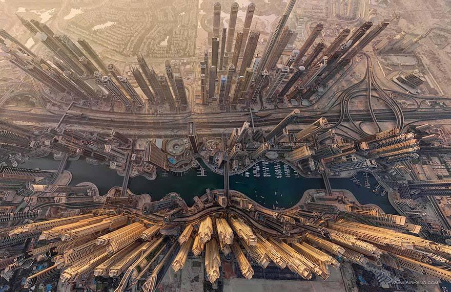 Những hình ảnh hút hồn về thế giới từ trên cao - 6