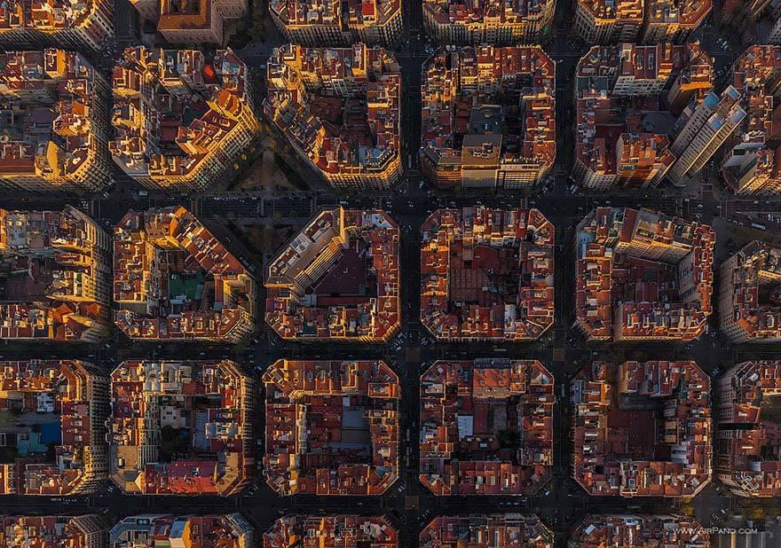 Những hình ảnh hút hồn về thế giới từ trên cao - 7