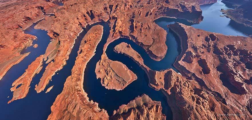Những hình ảnh hút hồn về thế giới từ trên cao - 13