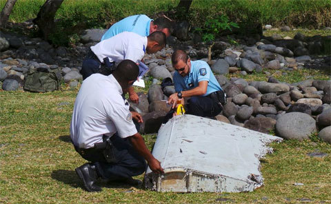 MH370, manh mối, sống còn, then chốt, bí ẩn