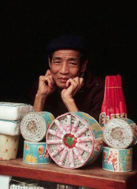 Bồi hồi nhớ chợ Tết ngày xưa - ảnh 15