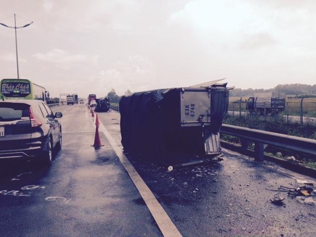 cao tốc Trung Lương, tai nạn giao thông