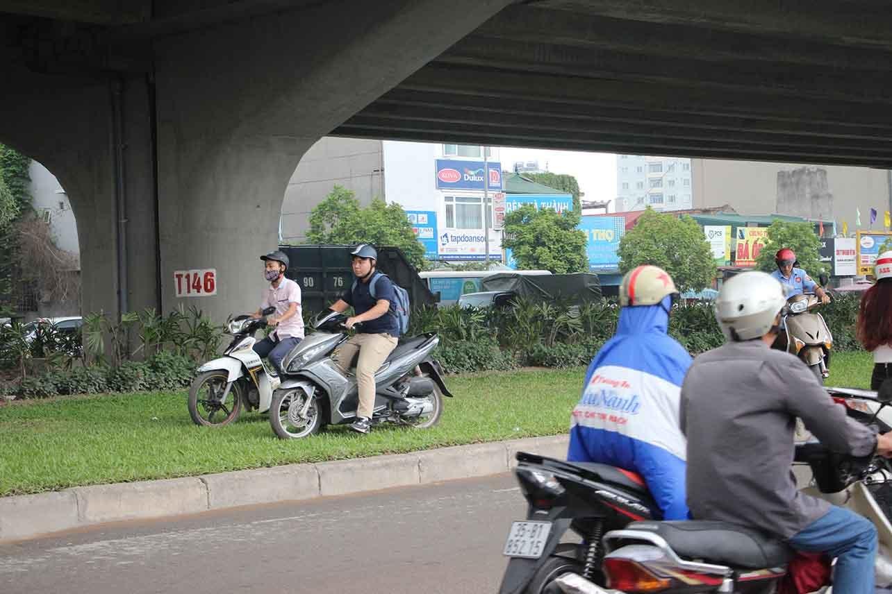 ùn tắc, giao thông, Hà Nội, mưa lớn, tắc đường