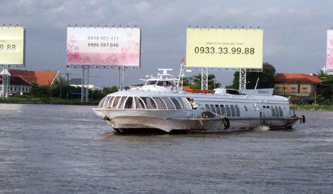 tàu cánh ngầm, đường thủ, hàng hải, Bộ ngành, Vũng Tàu, tai nạn, giao thông