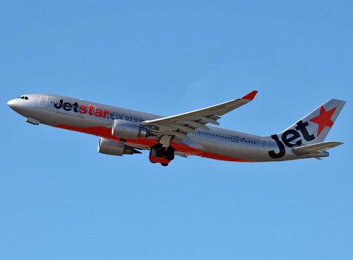 máy bay; Jetstar Pacific; sân bay Vinh