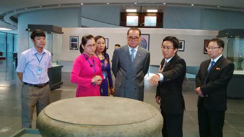 Bộ trưởng, Triều Tiên, Ri Su Yong