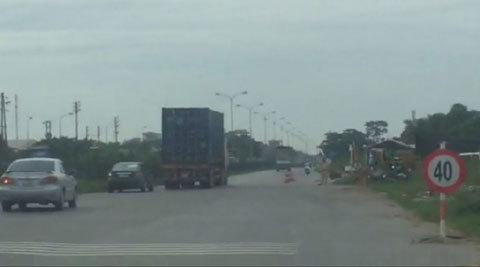 thanh tra, giao thông, quá tải, Nam Định...