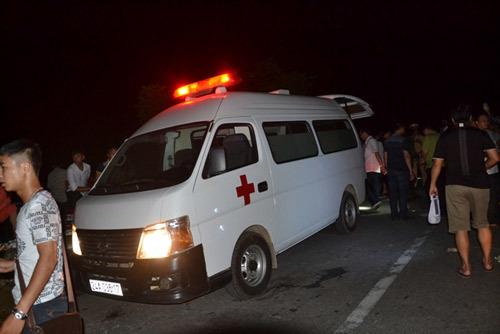 tai nạn, xe khách, Lào Cai, tử nạn, đồi dốc