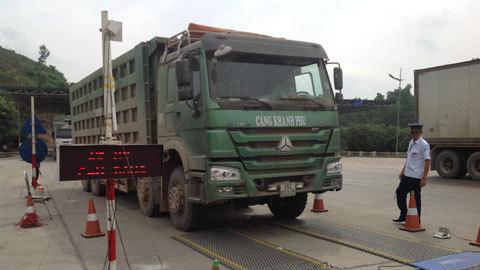 xe quá tải, Ninh Bình, Thanh Hóa, thanh tra, CSGT,