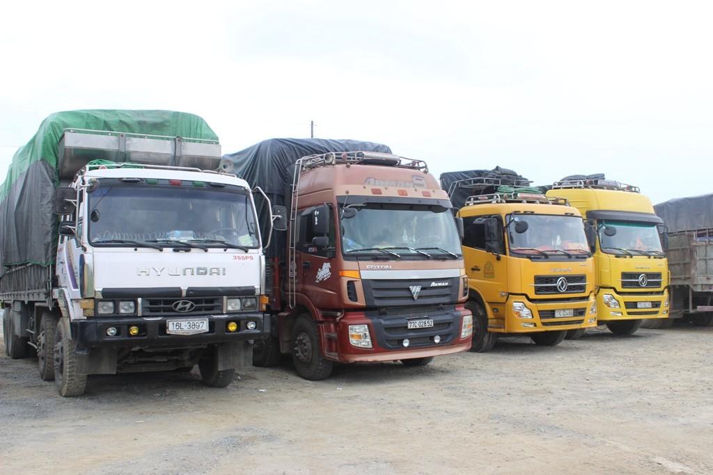 xe siêu tải, lọt trạm cân, phạt, Hà Tĩnh
