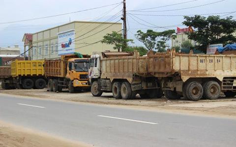 xe đặc chủng; quá tải; Kỳ Anh; Hà Tĩnh