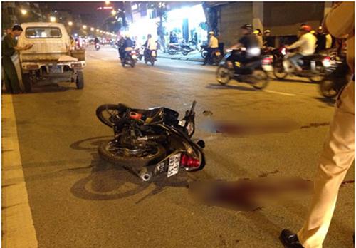 tai nạn; ATGT; xe máy
