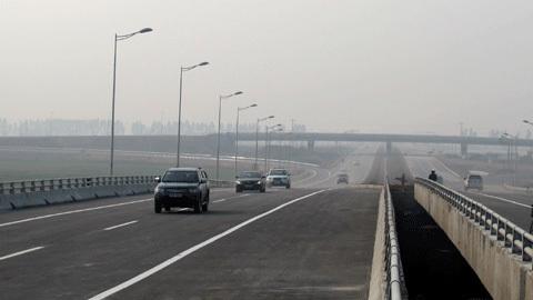 cao tốc, Hà Nội - Thái Nguyên, điều chỉnh, tốc độ, thu phí