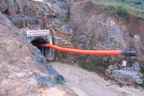 sập hầm, thủy điện Đạ Dâng - Đa Chomo, mắc kẹt, Lâm Đồng, cứu hộ