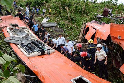 TNGT, thảm khốc, tai nạn, Chu Va, chìm thuyền, Mi171, Hòa Lạc, chết ngạt, Sa Pa