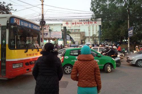 qua đường, bệnh viện K, thư, Bộ trưởng, Đinh La Thăng