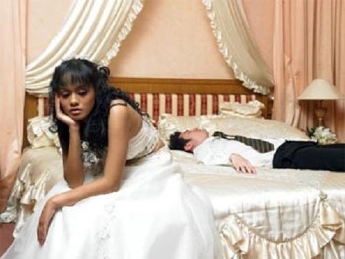 vợ chồng, vợ xấu, xuống sắc, sau sinh