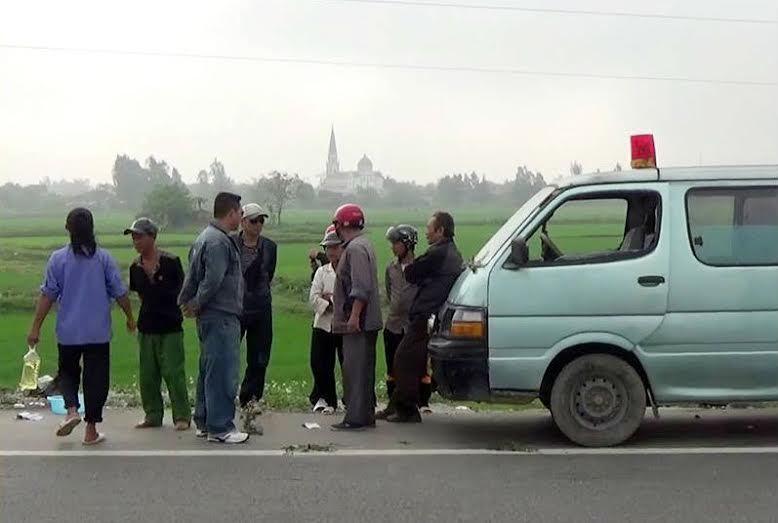 Nghi Lộc; Nghệ An; tai nạn; thi thể