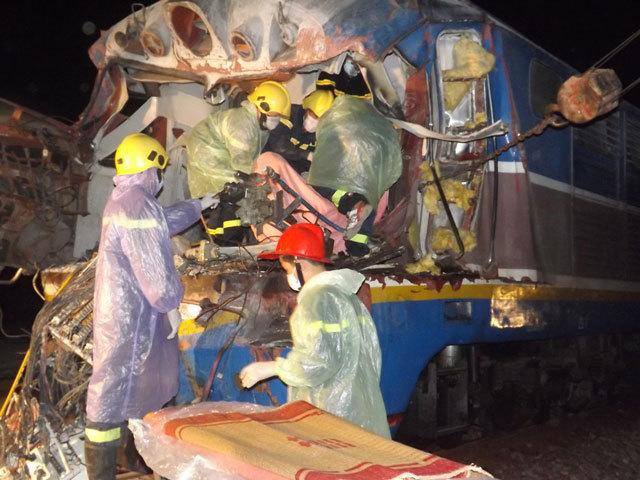 tàu hỏa; tai nạn; đường sắt; Hải Lăng; Quảng Trị