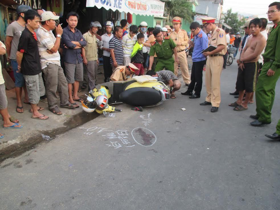 tai nạn; Quảng Nam; cô gái; tử vong