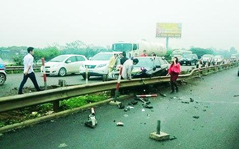 tai nạn, cao tốc, Pháp Vân- Cầu Giẽ, chú rể
