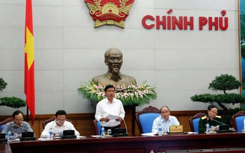 xe quá tải; ĐInh La Thăng; Nguyễn Xuân Phúc;