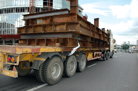 xe quá tải; Đinh La Thăng