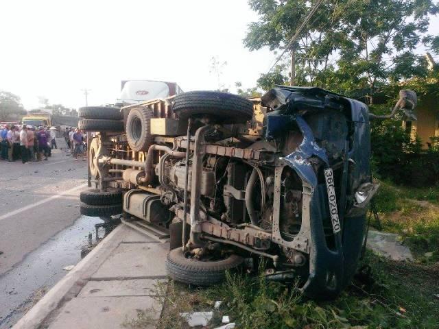 tai nạn, giao thông, chết người