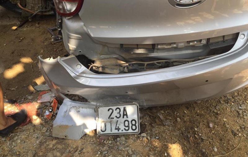 tai nạn, Tuyên Quang, một gia đình, thương vong