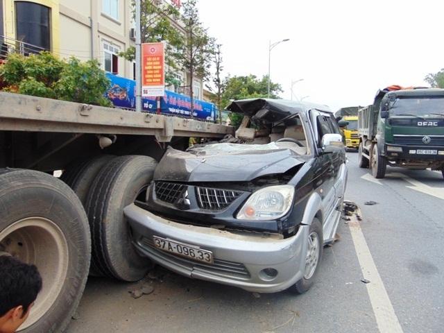 tai nạn giao thông, nghiêm trọng, xe 7 chỗ, 3 người chết, Thanh Hóa