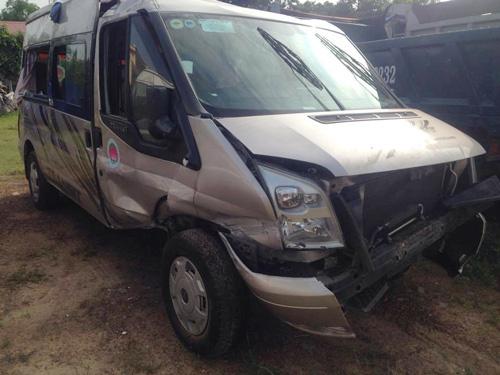 tai nạn, Bình Thuận, xe khách, cấp cứu